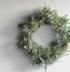 Christmas wreath and swag